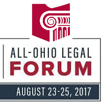OSBA 2017 - All Ohio Legal Forum | AUG 23-25 | Cleveland, OH
