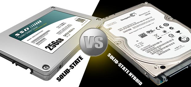 Solid-State vs Solid-State Hybrid