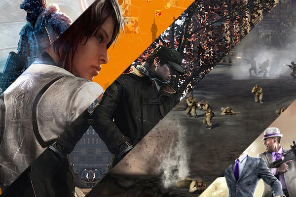 Top 5 Anticipated games for 2013