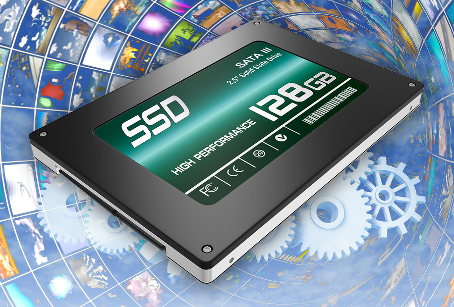 Solid-State Drive Backup