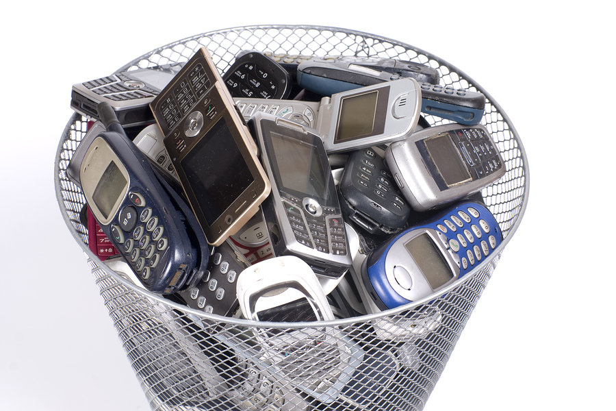 Recycle Old Phones