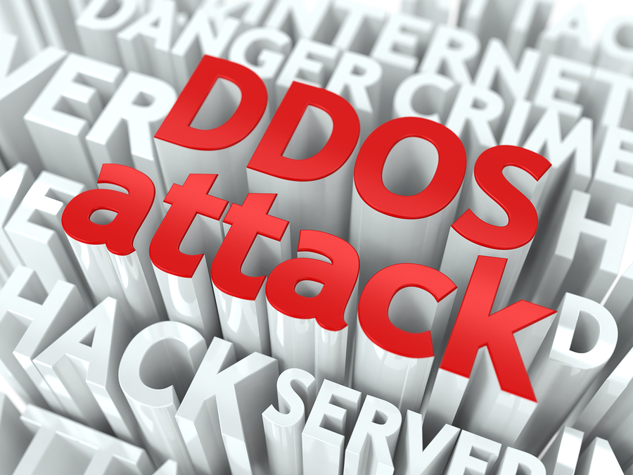 Mobile devices used in DDoS attacks