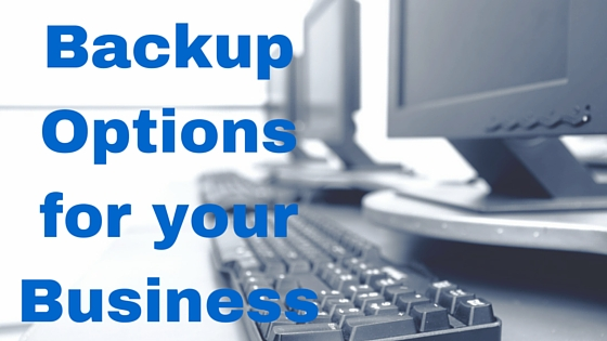 business backup solutions