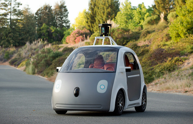 Connected cars are a major technology development of the year
