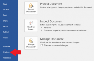 How to Recover Deleted Documents in Word