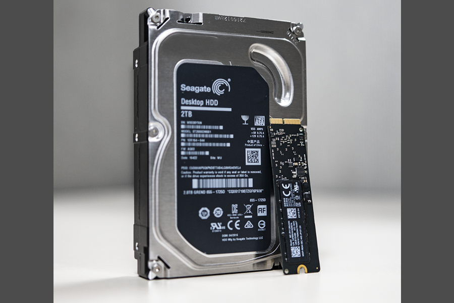 Fusion Drive Data Recovery