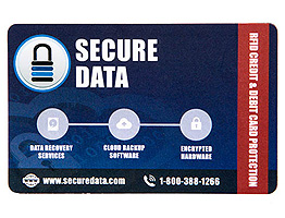 SecureData Card Protect