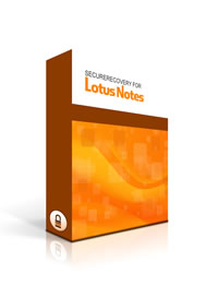 Lotus Notes Repair