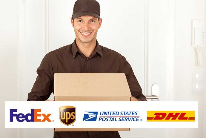 Choose a dependable shipping company