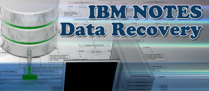 IBM Notes Data Recovery