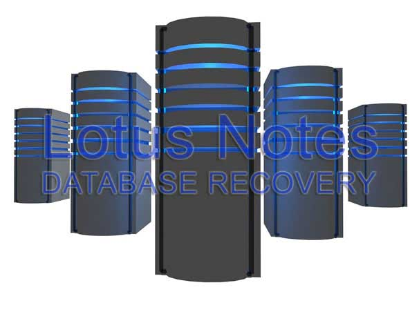 Lotus Notes Data Recovery
