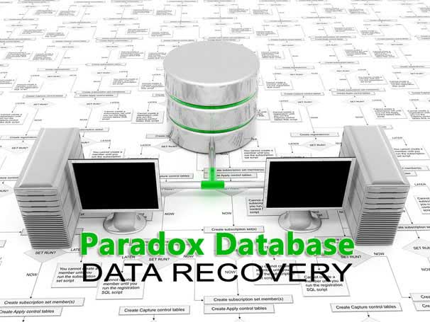 Paradox Database Data Recovery