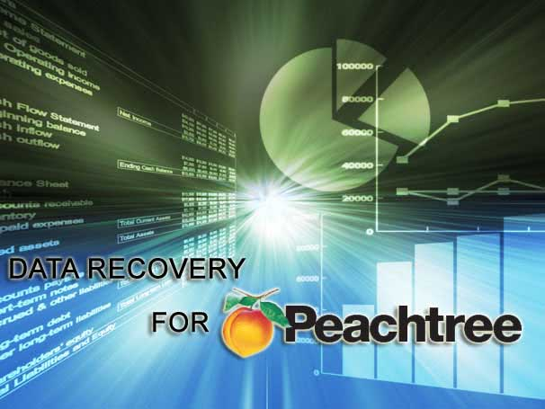 Peachtree Accounting Data Recovery