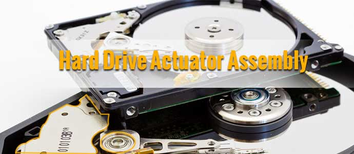 Hard Drive Actuator Assembly