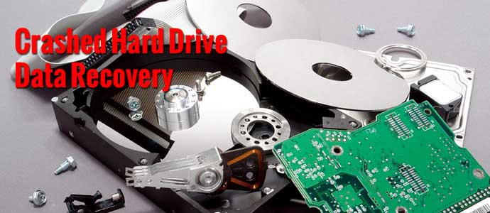 Crashed Hard Drive Data Recovery Services