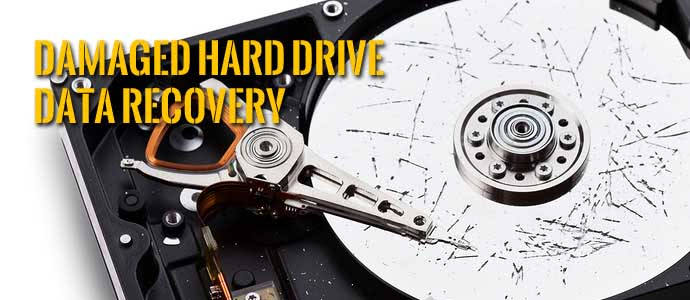 Damaged Hard Drive Data Recovery Services
