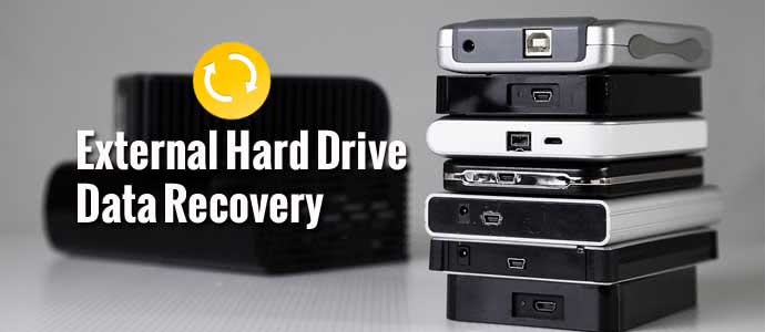 External Hard Drive Data Recovery Services