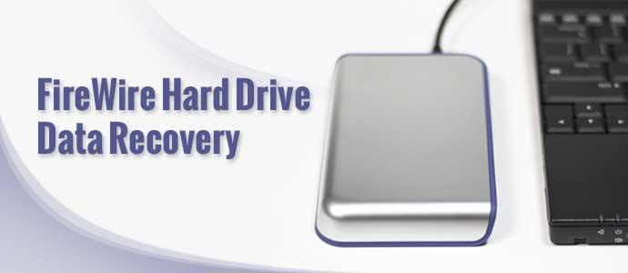 FireWire Hard Drive Data Recovery Services