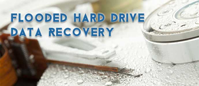 Flooded Hard Drive Data Recovery Services