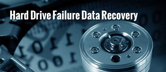 Hard Drive Failure Data Recovery