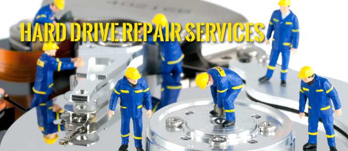 Hard Drive Repair Services