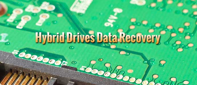 Hybrid Drive Data Recovery Services