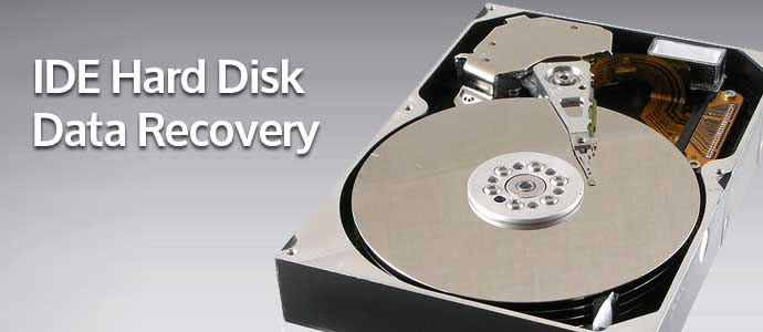 IDE Hard Disk Data Recovery Services