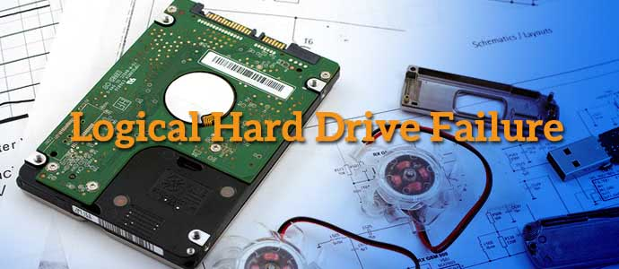 Logical Hard Drive Failure