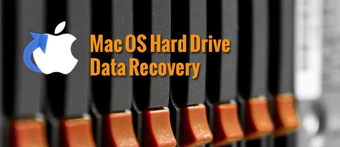 Mac OS Hard Drive Data Recovery Services