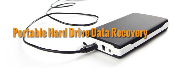 Portable Hard Drive Data Recovery Services