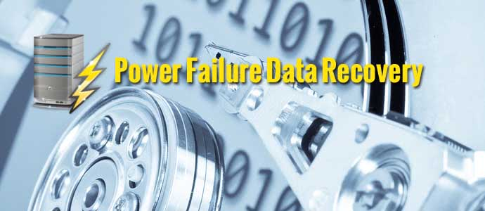 Power Failure Data Recovery Services