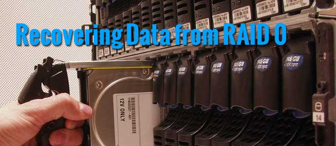 Recovering Data from RAID 0