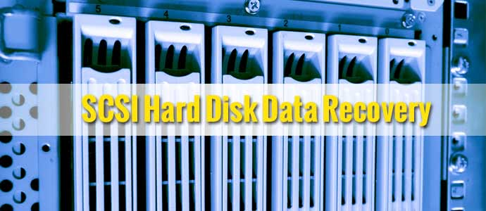 SCSI Hard Disk Data Recovery Services