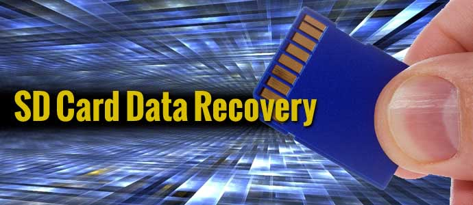 SD Card Data Recovery Services