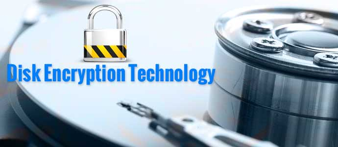 Disk Encryption Technology
