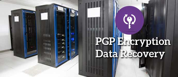 PGP Encryption Data Recovery