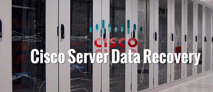 Cisco RAID Data Recovery