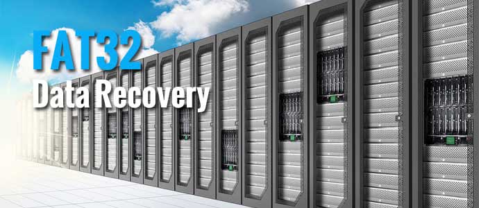 Fat32 file system data recovery secure data recovery - Rebuild file allocation table ...