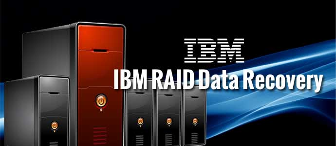 Secure Data Recovery IBM Raid
