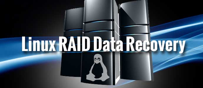 Linux RAID Data Recovery