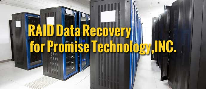 Promise RAID Data Recovery