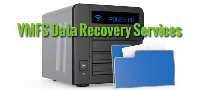 VMFS RAID Data Recovery