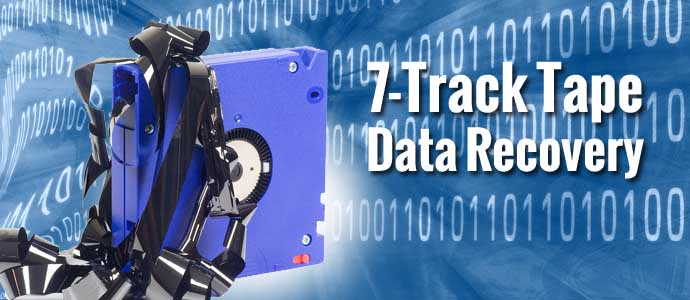 7-Track Tape Data Recovery