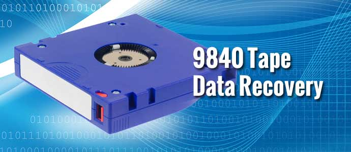 9840 Tape Data Recovery