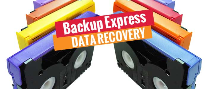 Backup Express Tape Data Recovery