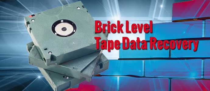 Brick-Level Tape Data Recovery