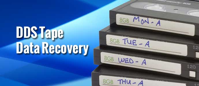 DDS Tape Data Recovery