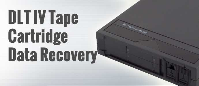 DLT IV Tape Data Recovery