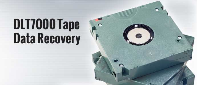 DLT7000 Tape Data Recovery