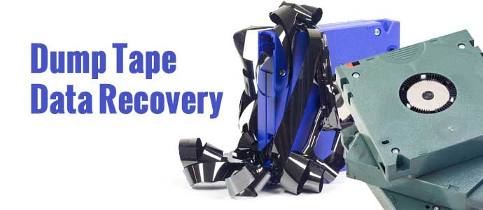 Dump Tape Data Recovery